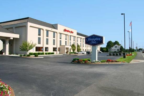 Hampton Inn Seekonk: Exterior