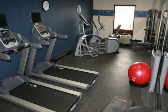 Seekonk, MA: Fitness Center