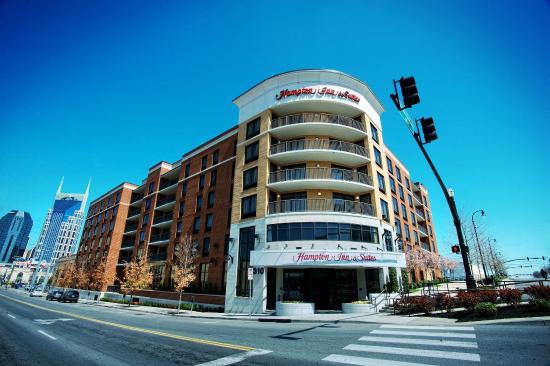 Hotel Suites Downtown Nashville