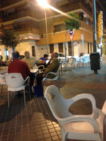 Provincia de Córdoba, España: mesas afueras