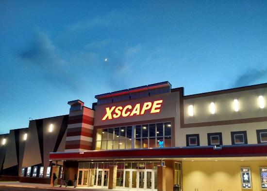 Xscape Theater Blankenbaker 14