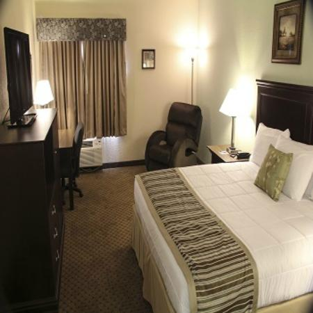 Grand View Inn & Suites: King Room