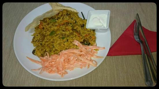 Sheileja Mahal - Indisches Restaurant