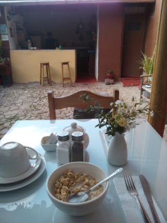 Hostal Buena Vista - Cusco: El comedor