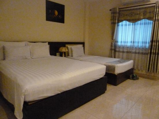 Beautiful Saigon 3 Hotel: room on the 6th floor
