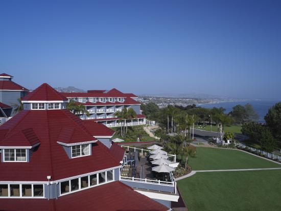 Laguna Cliffs Marriott Resort & Spa: Resort View