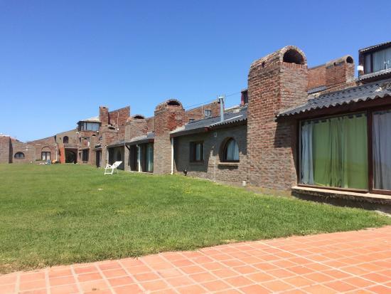 Santa Clara del Mar, Argentina: Los bungalows