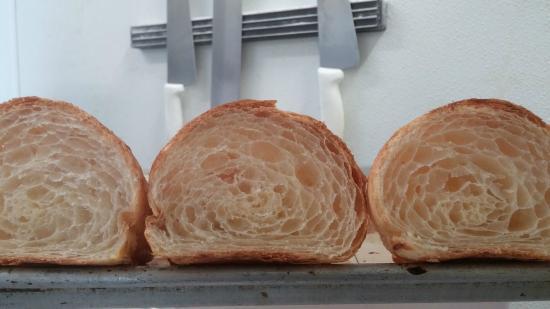 Red Hen Baking Co.: three Croissants