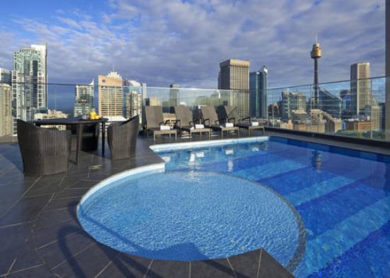 Pool Picture Of Pullman At Sydney Olympic Park Sydney Olympic Park Tripadvisor