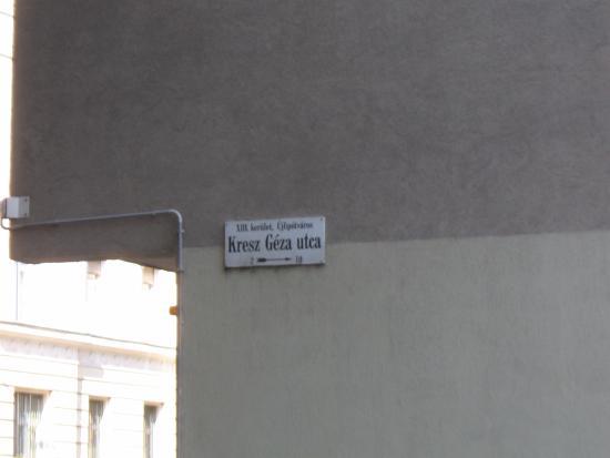 Hotel Metro: La Via dell'hotel
