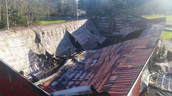 Westport, WA: Nobody was hurt