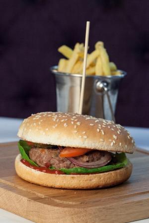 tasty burger bar