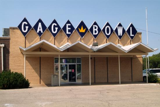 Gage Center Bowl