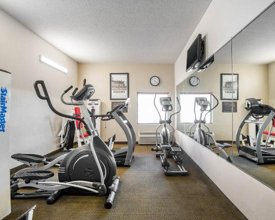 Grain Valley, MO: Fitness center