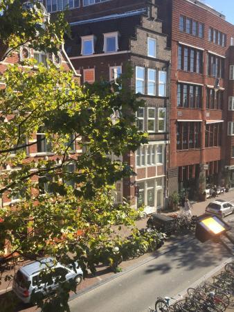 NH City Centre Amsterdam: desde la habitación