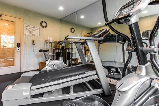 Comfort Inn Humboldt Bay: Fitness