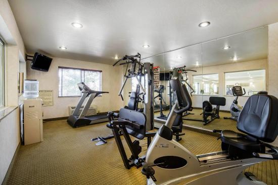 SureStay Plus Hotel Buffalo: Fitness