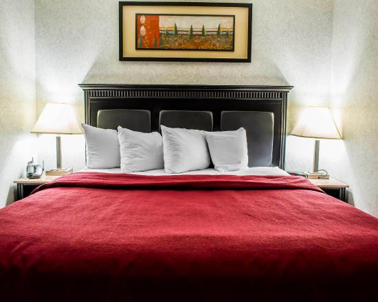 Gibsonia, PA: Guest Room