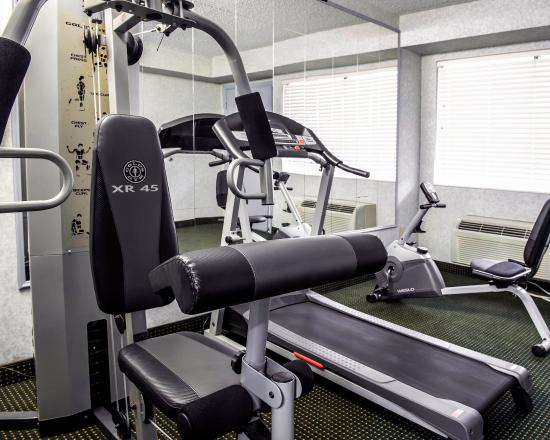 Quality Inn & Suites North: Fitness