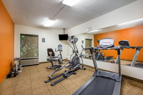 Comfort Inn Dayton - Huber Heights : Fitness
