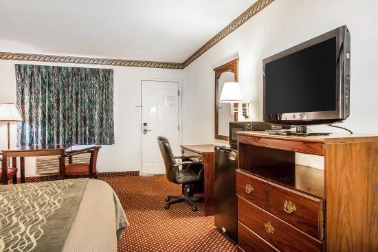 La Vergne, Теннесси: Single Queen Room