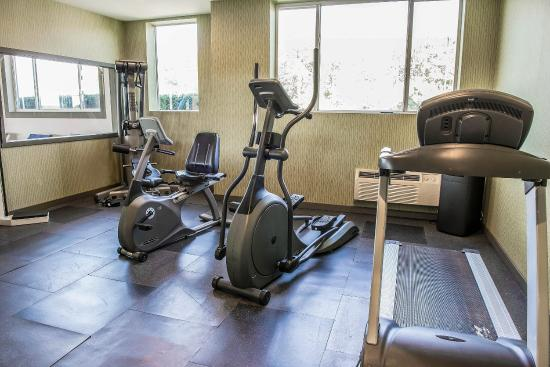 Comfort Inn & Suites: Fitness