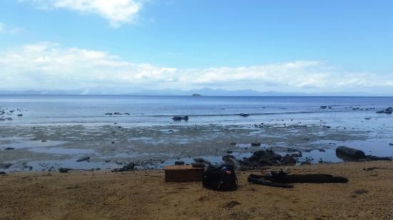 Beqa Island, Fiyi: More pics of the private island picnic