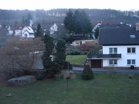 Monchberg, Niemcy: Earlu morning view