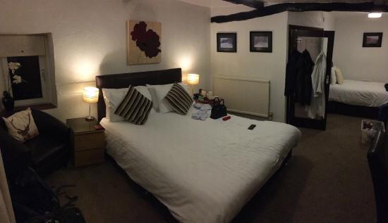 Rambler's Rest Guest House: Bedroom