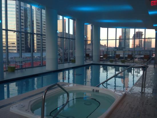 Pool And Hot Tub Picture Of Delta Hotels By Marriott Toronto