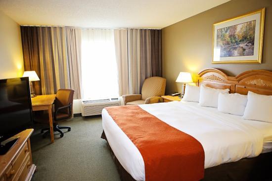 Buffalo, MN: King Room