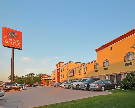 Photo of Comfort Suites Oklahoma City
