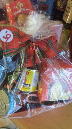 Moultonborough, NH: Gift baskets