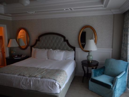 Master Bedroom Picture Of Disney 39 S Grand Floridian Resort Spa Orlando Tripadvisor