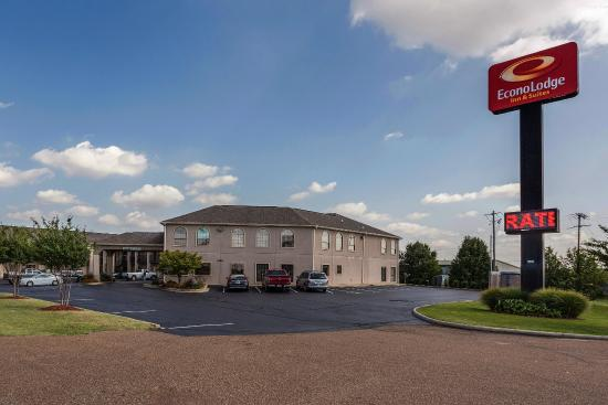 Econo Lodge Inn & Suites Horn Lake: Exterior