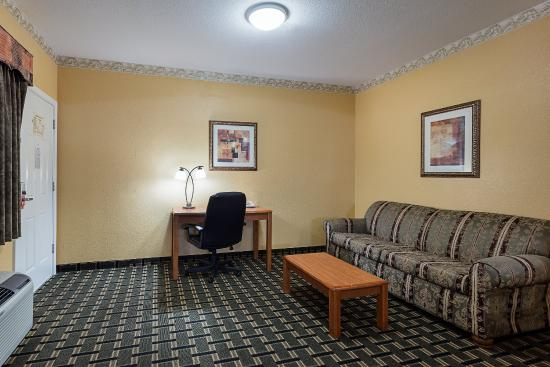 Econo Lodge Inn & Suites Horn Lake: Guest Room