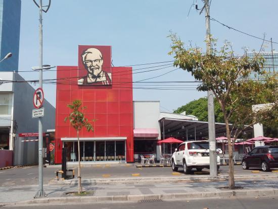 KFC Ahmad Yani Surabaya