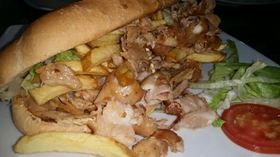 Speedy Grill Kebab