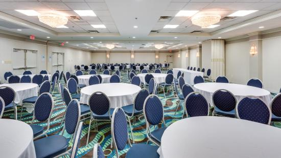 Holiday Inn Express Washington DC SW-Springfield: Great for weddings, birthday parties, showers and meetings!