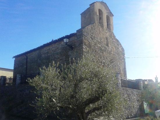 Iglesia de Santa Maria de Dusfort