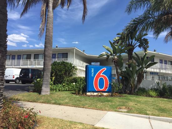 Motel 6 Santa Barbara Beach Primeiro Da Rede