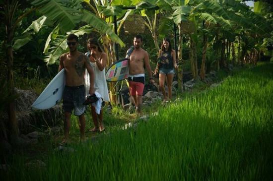 Keramas Surf Camp