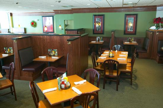 Fairmont, MN: Our GreenMill Restaurant services all three meals everyday.