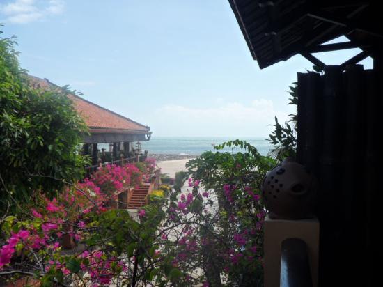 Poshanu Resort: Вид из номера