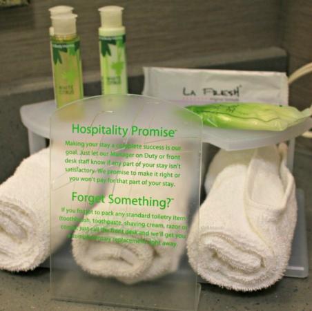 Fairmont, MN: Bathroom Amenities