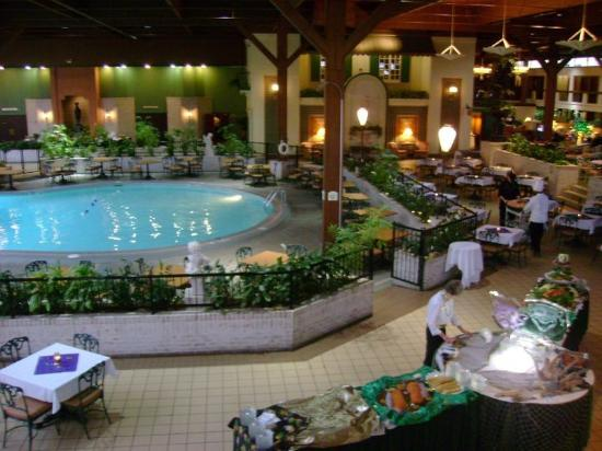 Perrysburg Ohio Hotel With Pool In Room