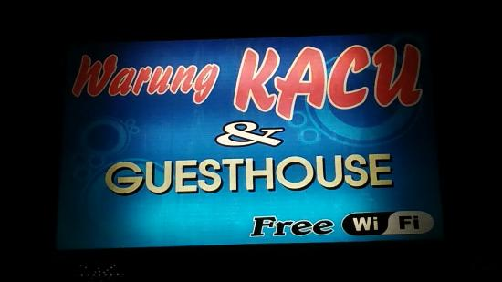 Warung Kacu Guest House: 20151202_185108_large.jpg