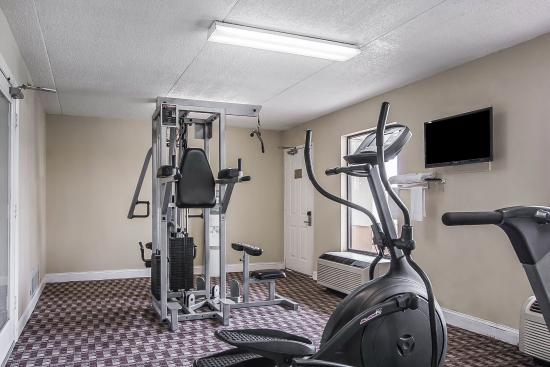 Quality Inn Lebanon : Fitness