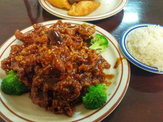Star, ID: Peking Orange Beef