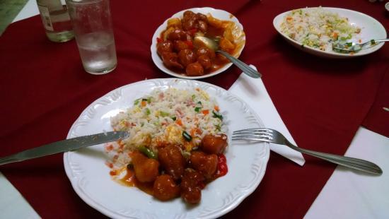 Garden Restaurante Chines